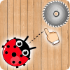 HELP THE BUG - Physics Puzzle