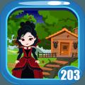 Vampire Girl Rescue Game Kavi - 203-手游推荐
