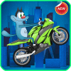 Oggy Moto Bike Speed And Fast Drive-手游推荐