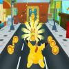 Subway pikachu Rush