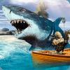 鲨鱼猎人:狩猎模拟愤怒的鲨鱼