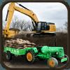 挖掘机施工模拟器