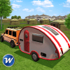 CamperVanTrailerTruckDrivingSimulator