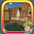 Medieval Fantasy VillageEscape