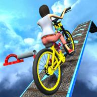 疯狂自行车极限特技 1.0 安卓版