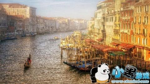 威尼斯拼图