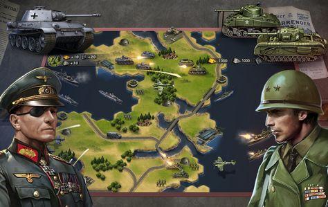 二战征服者世界战争手游官网版图片1