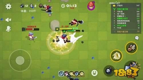 野蛮人大作战-动作游戏