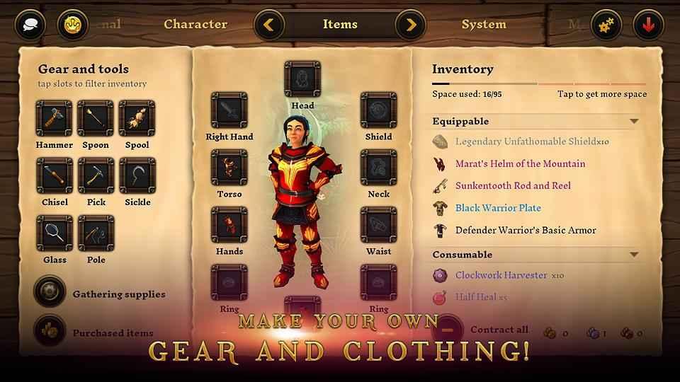Villagers&Heroes-动作游戏