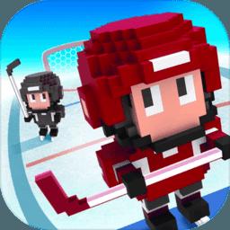 方块冰球-冰上跑酷