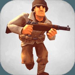 强大的军队:世界大战2-动作游戏