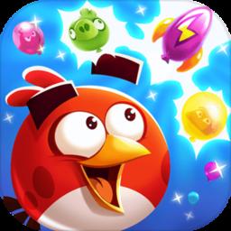 愤怒的小鸟:梦幻岛-动作游戏