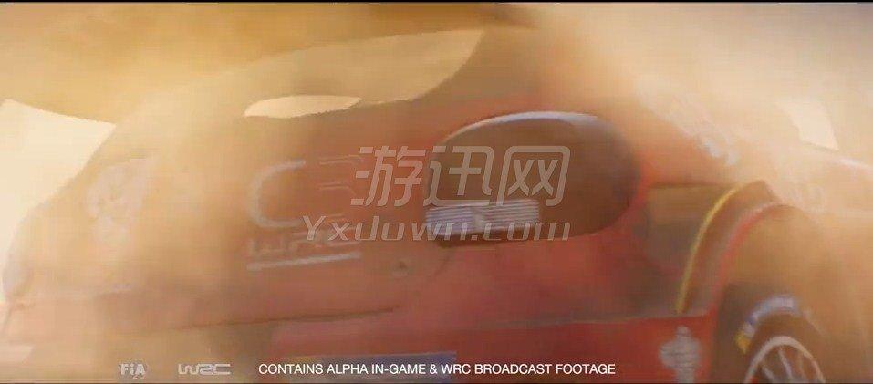 世界拉力锦标赛7 中文版