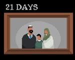 难民的21天 中文版