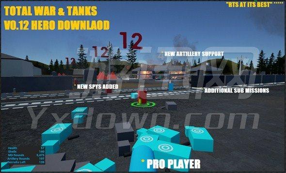 Total War and Tanks 英文版