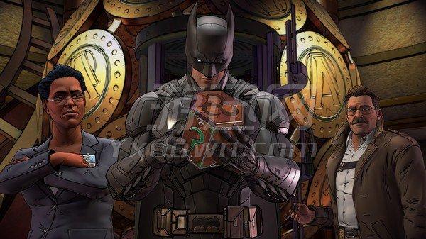 蝙蝠侠:内敌第二章 中文版