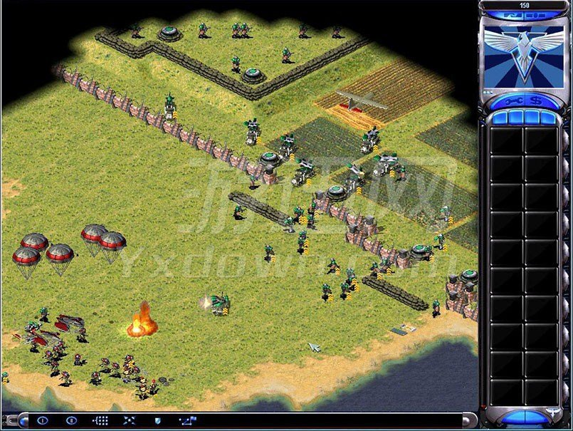 红色警戒2:抗日战争2.0 中文版