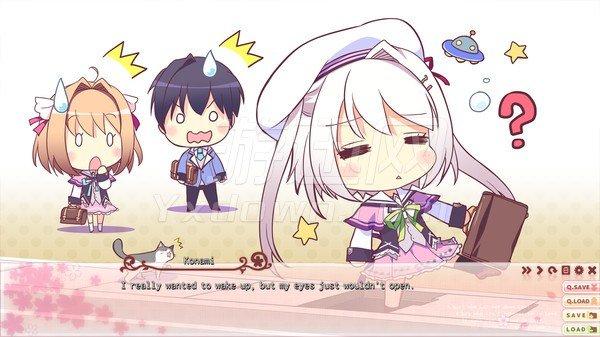 Saku Saku:爱情樱花的盛开 英文版