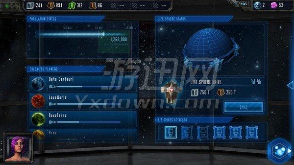 太空战争核心 中文版