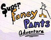 超级裤头冒险 英文版-动作游戏