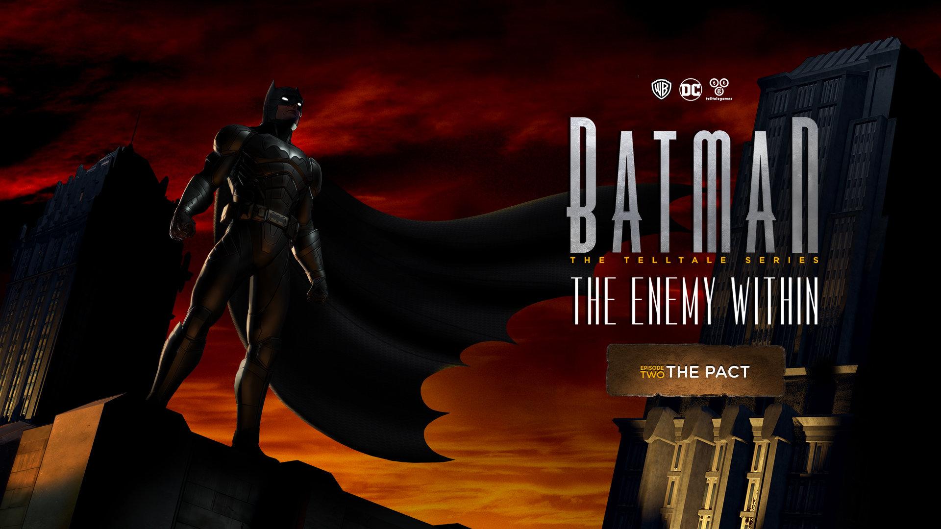 蝙蝠侠:内敌第二章
