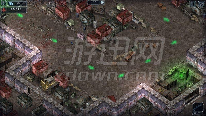 孤胆枪手塔防 中文版