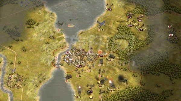 战争命令:缅甸 英文版