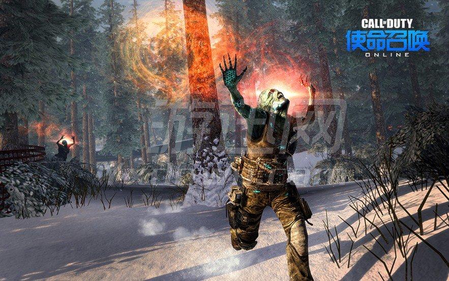 首页 单机游戏 射击游戏 使命召唤online 单机版  游戏截图