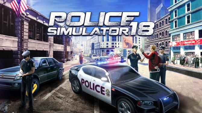 模拟警察18游戏