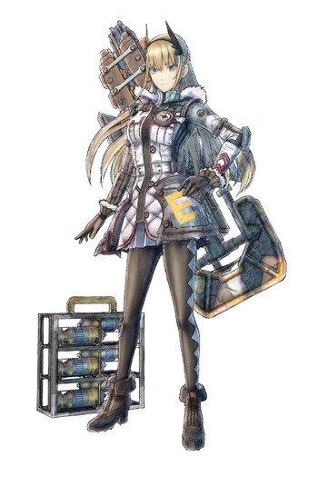 战场女武神+
