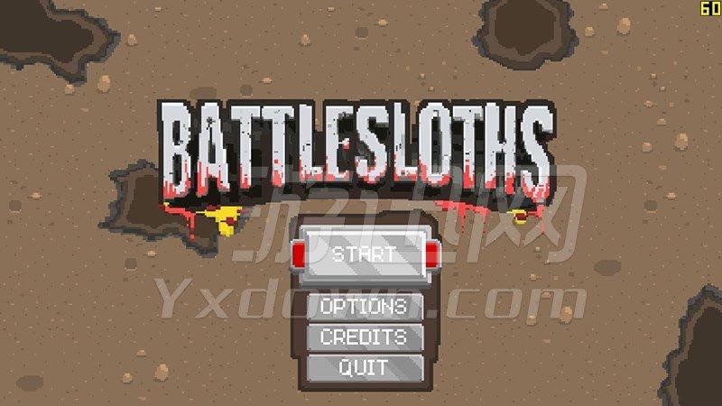 Battlesloths 英文版
