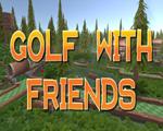 和朋友打高尔夫 英文版