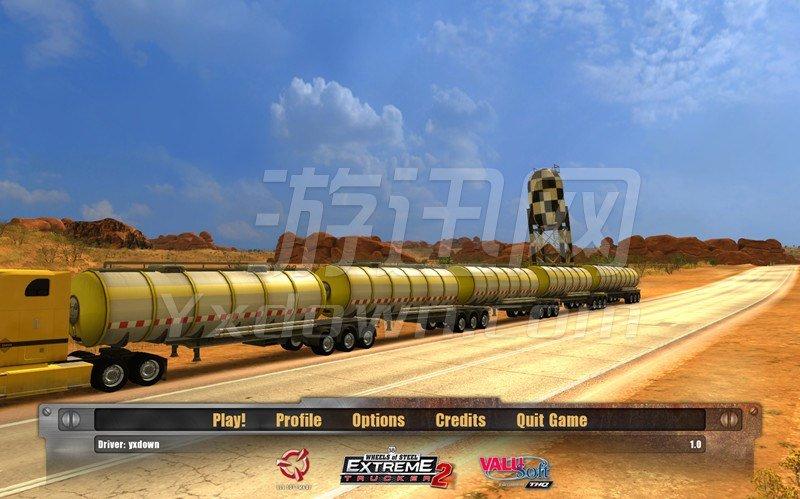 18轮大卡车2_18轮大卡车:极限卡车司机2 英文版