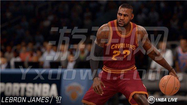 NBA Live 17 中文版