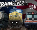 狂热火车:美国 英文版