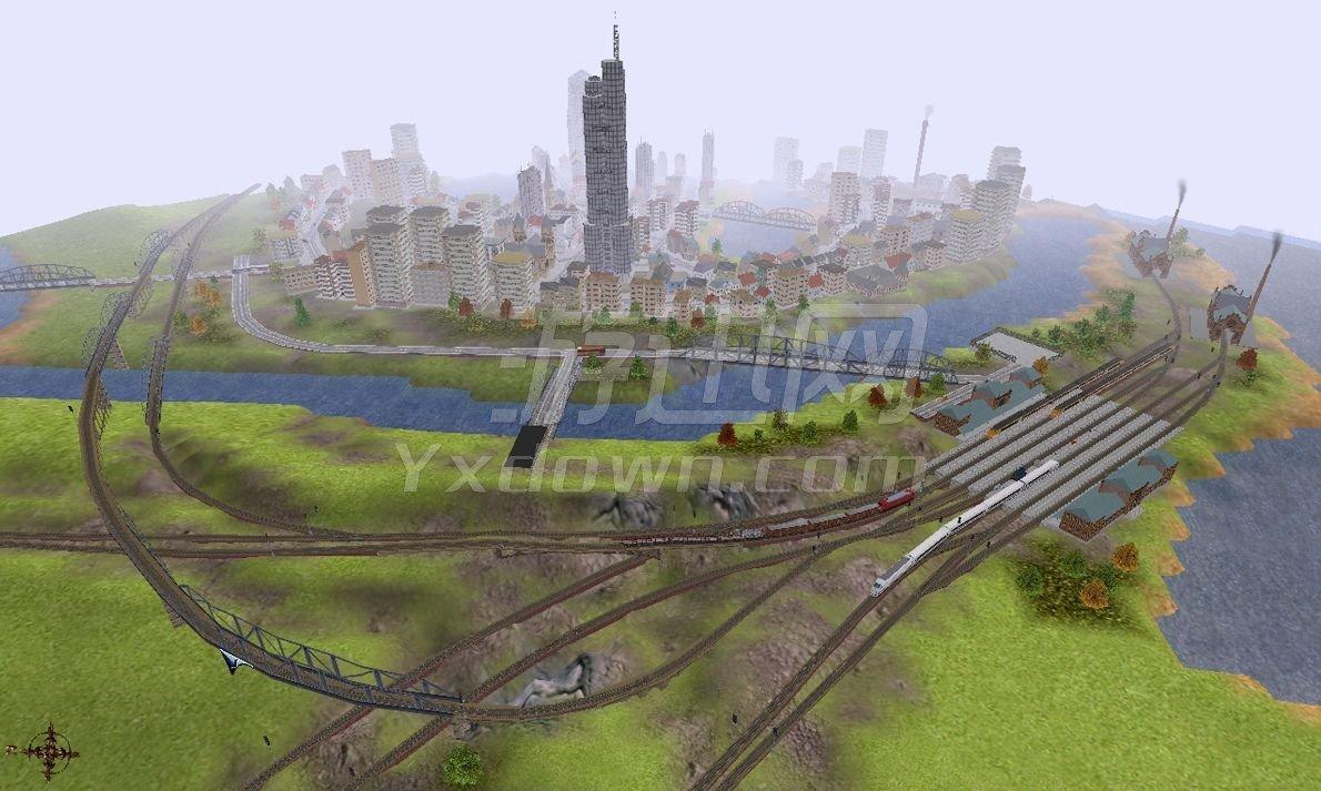 【新铁路大亨中文版屠龙】_新铁路大亨中文49手游下载之刃攻略图片