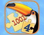 1001拼图:地球编年史4 英文版