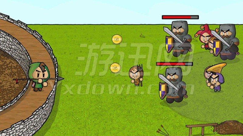 城堡入侵:王位 中文版