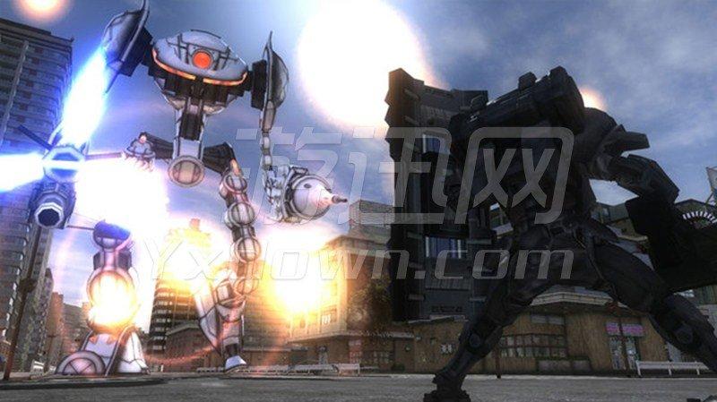 地球防卫军4.1:极端战斗 中文版