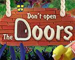 Dont open the doors 英文版