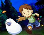 男孩与泡泡怪 破解版-动作游戏