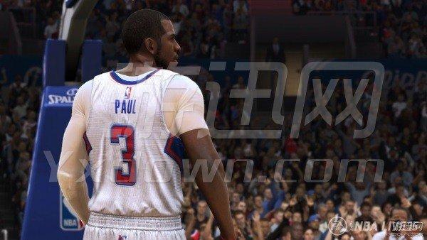 NBA Live 15 中文版