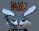 蕾比兔 英文版