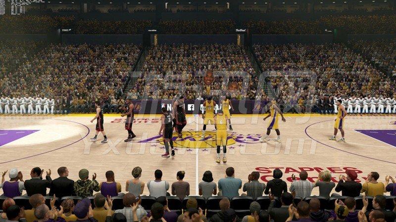 NBA2K17 PC版