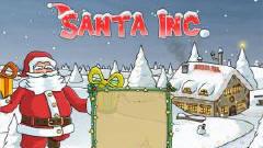 圣诞工厂 英文版