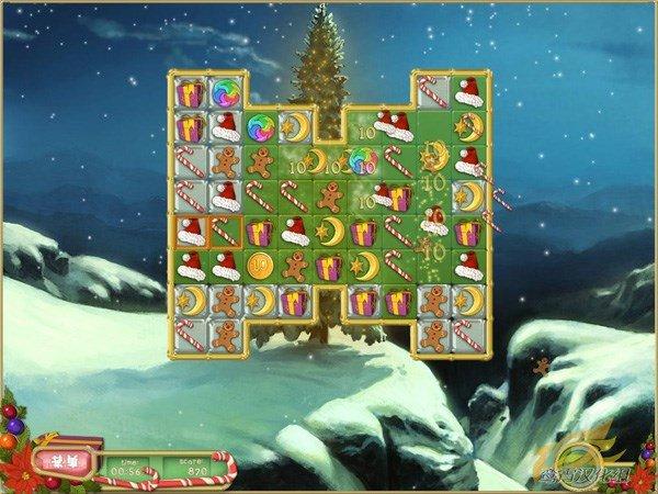 圣诞谜题 中文版