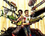 英雄萨姆:双D XXL 英文版-动作游戏