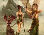 妖精:阿瓦隆传奇 硬盘版