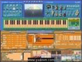 电子琴跳舞机  V3.93