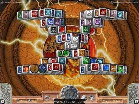 凯尔特麻将 Rhiannons Realm: Celtic Mahjong Solitaire  V1.3.2